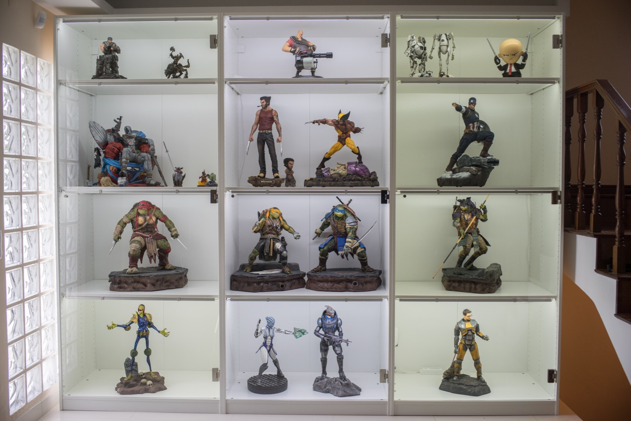 Ikea Pax Click And Collect My Ultimate Ikea Pax Built With Acrylic Doors Statue Forum