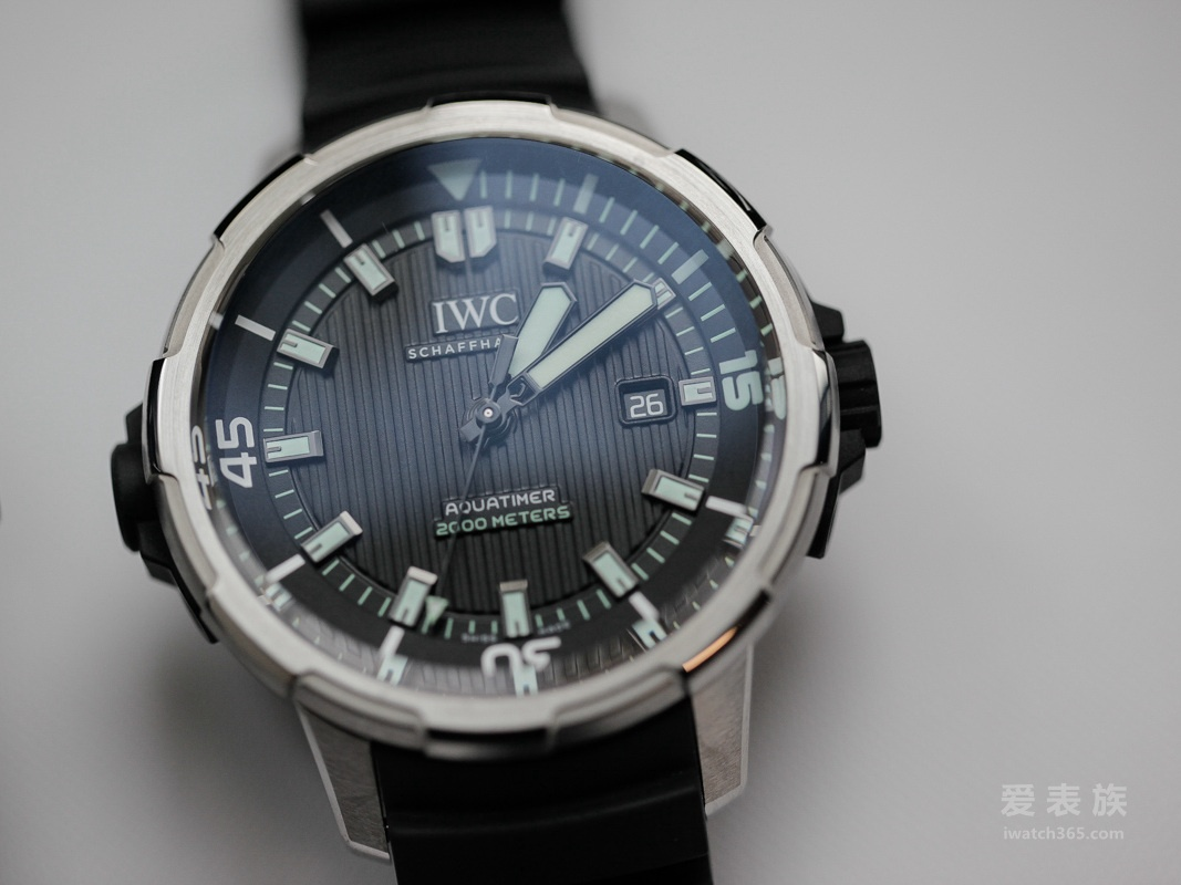 Iwc Replica The New Replica Iwc Aquatimer Ocean 2000 Automatic Diving Watch