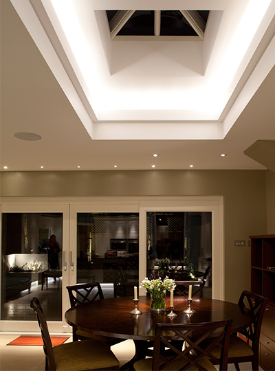 Y Lighting Homely Period Property | Nulty | Lighting Design Consultants