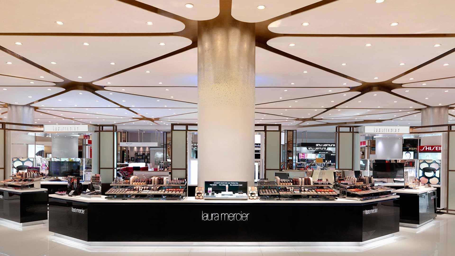 Y Lighting Paragon Department Store | Nulty | Lighting Design Consultants