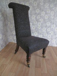 Original Victorian Prayer Chair (Prie Dieu) | Number 10 ...