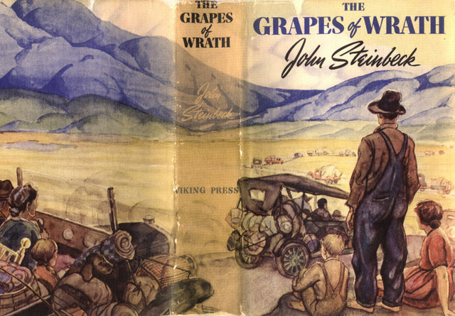 the grapes of wrath: a criticism of capitalism essay Marxism in the grapes of wrath bye john steinbeck essay  in the grapes of wrath, john steinbeck confronts this ideal and reveals what he lives regarding this subject - marxism in the grapes of wrath bye john steinbeck essay introduction the marxist theory of criticism examines the economic and governmental system that steinbeck uses throughout the novel and reveals that steinbeck does indeed.