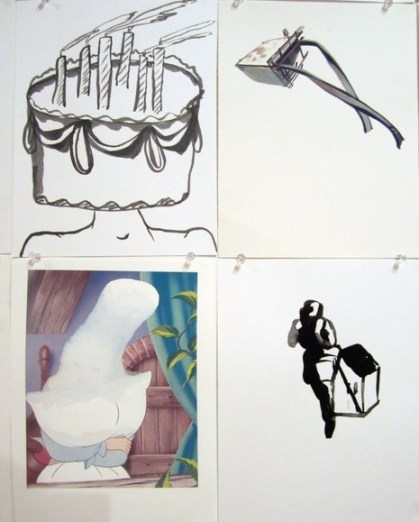 Gina Occhiogrosso art