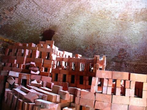 NC brick kiln