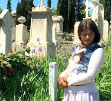At the English Cemetery: Letter from Florence --- Laura Michele Diener