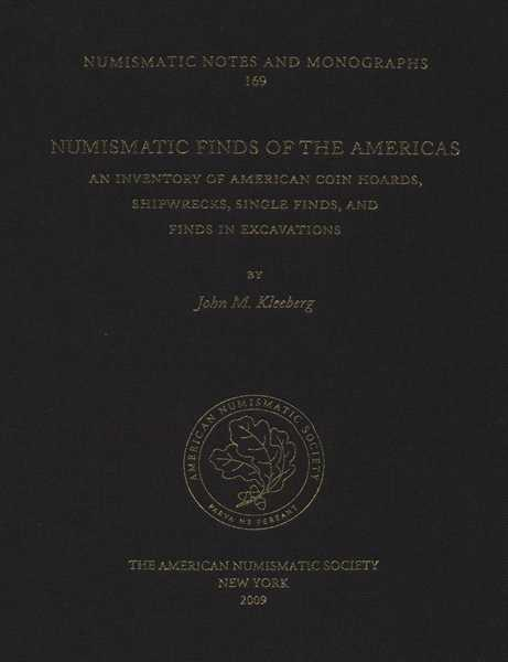 ANS Digital Library Numismatic finds of the Americas