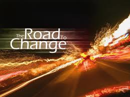 Chegou a hora da mudança.