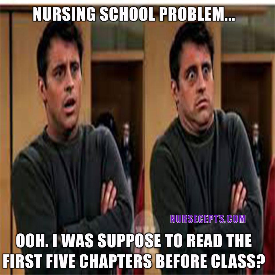 Fullsize Of Nursing School Meme