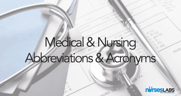 Medical-Abbreviations