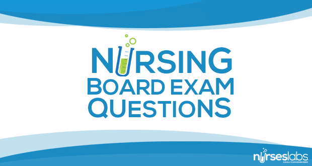 Nursing-Exam-Questions