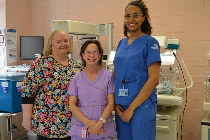UB and Sisters Hospital earn national award for educating future