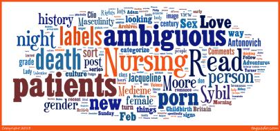 Nursing the Masses:  A Website Analytic of Nursing Clio