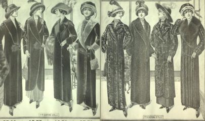 My Search for a New Winter Coat