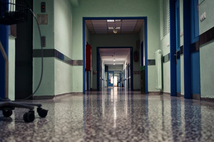The Hospital (Spyros Papaspyropoulos/Flickr CC BY-NC-ND)