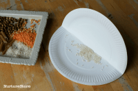 How to make a paper plate musical shaker - NurtureStore