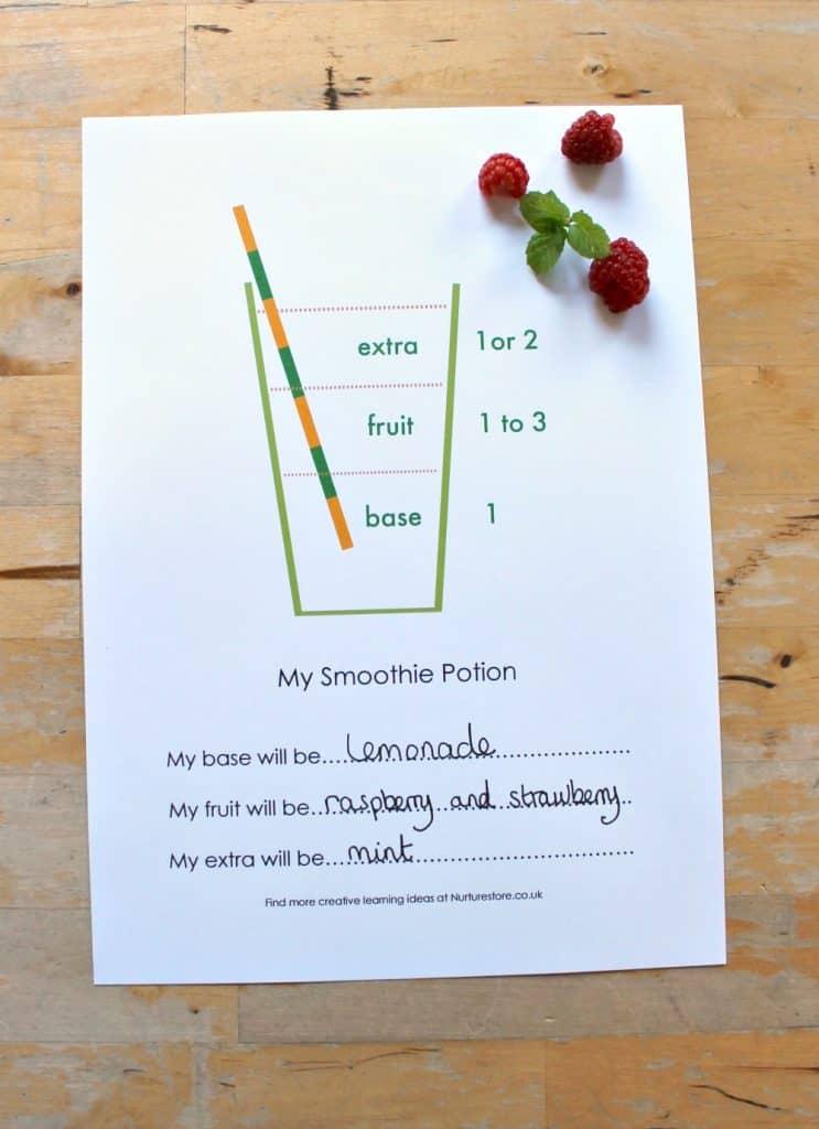 recipe cards printable