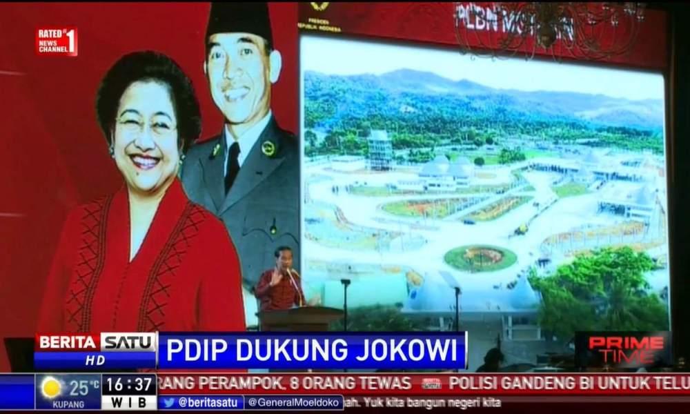 Jokowi Rezim Pki