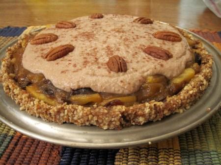 Nut Crust Desserts