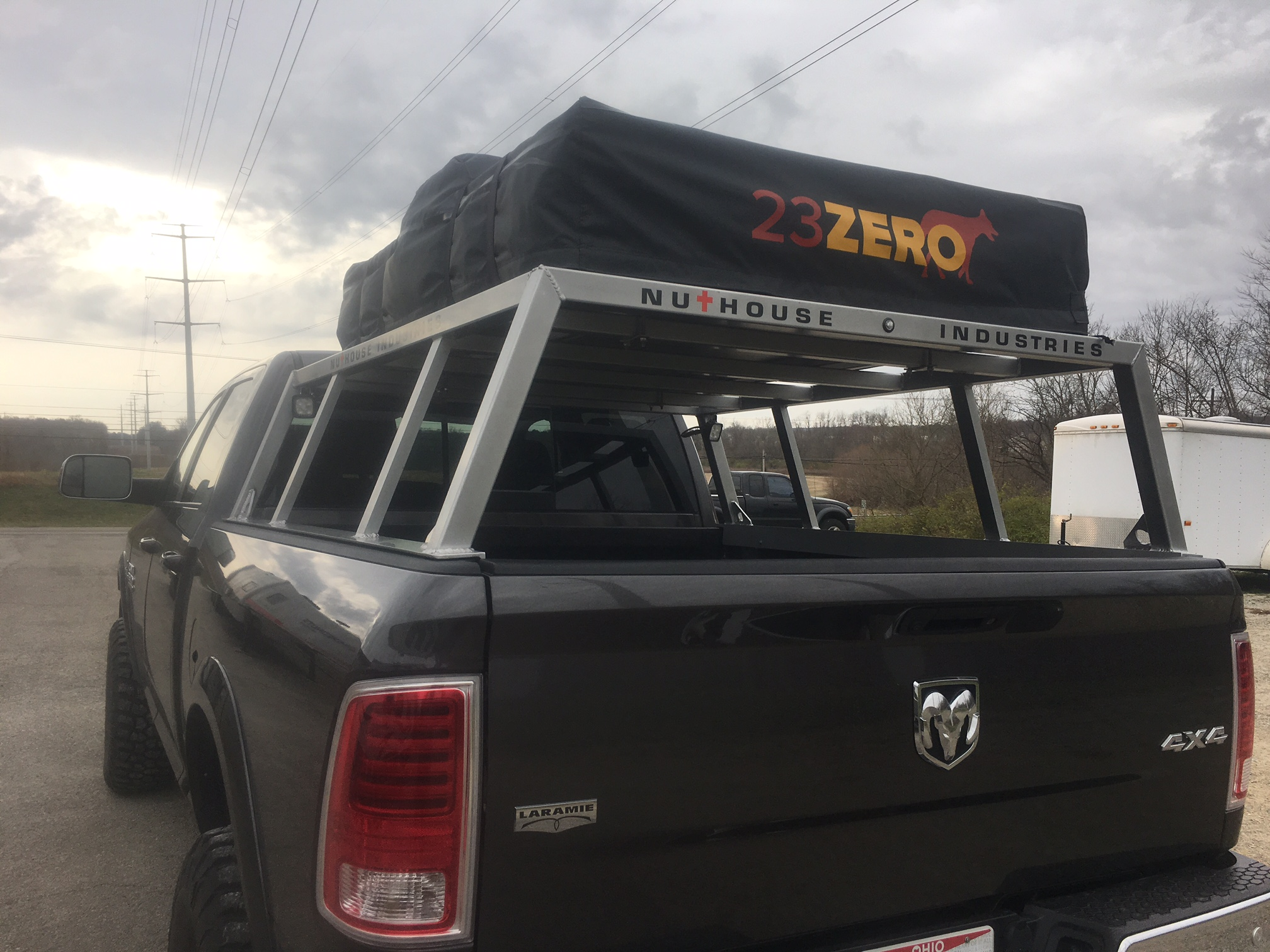 Overland Roof Rack Lovequilts