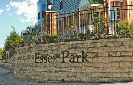 Essex Park in Belleville