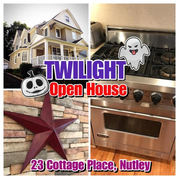 Open House Tonight 6-7pm at 23 Cottage Place