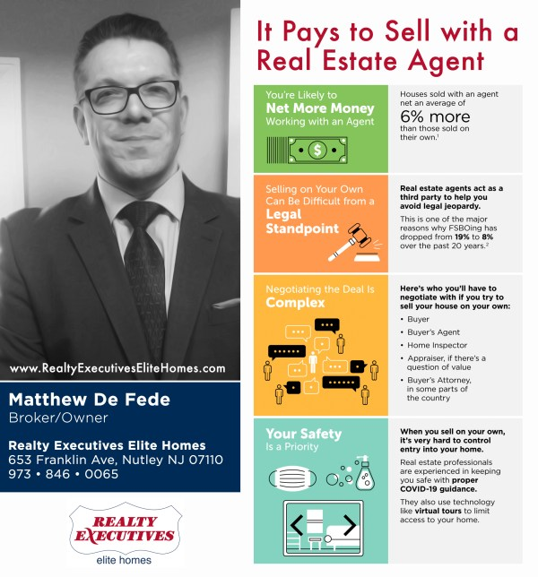 Nutley Realtor Matthew DeFede