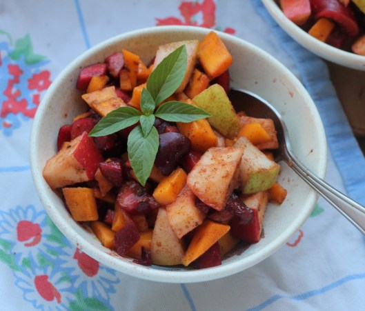 Tangy Fruit Salad from Dixya at Food, Pleasure & Health