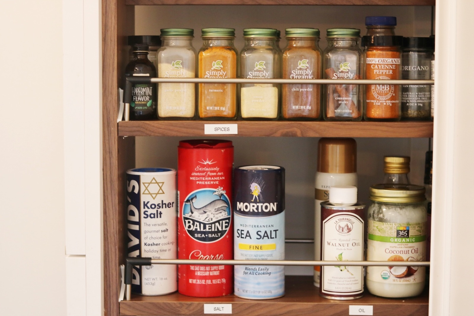 Pantry Organization Pantry Organization Tips How To Stock And Sort Yours Like A