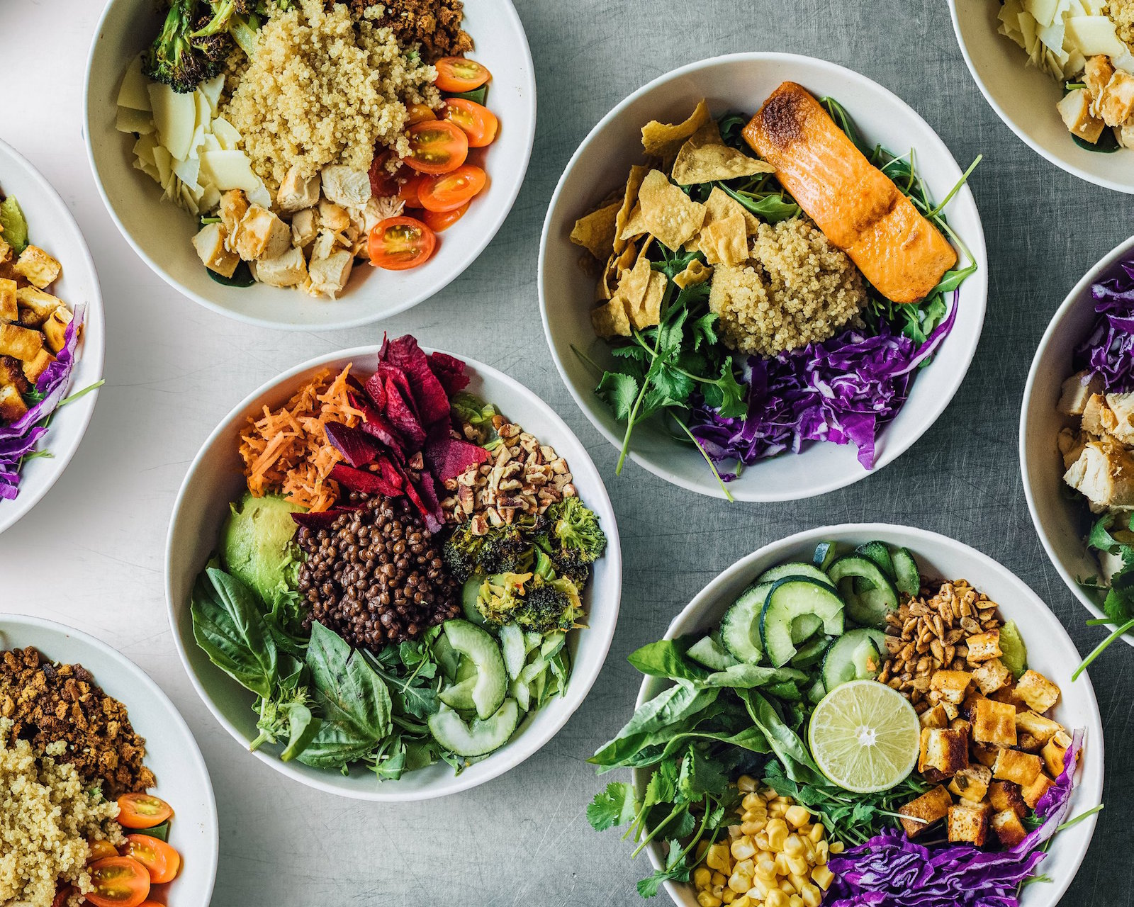 Farmhouse Rules Salad Recipes How To Make A Perfect Salad According To A Sweetgreen Founder