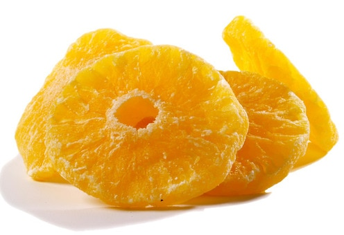 Dried Pineapple - Dried Fruit - By the Pound - Nuts