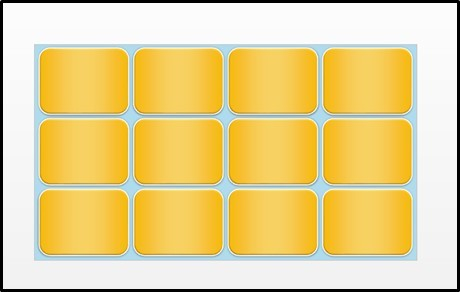 How to Create a Flash Card Memory Game in PowerPoint (Like Jeopardy