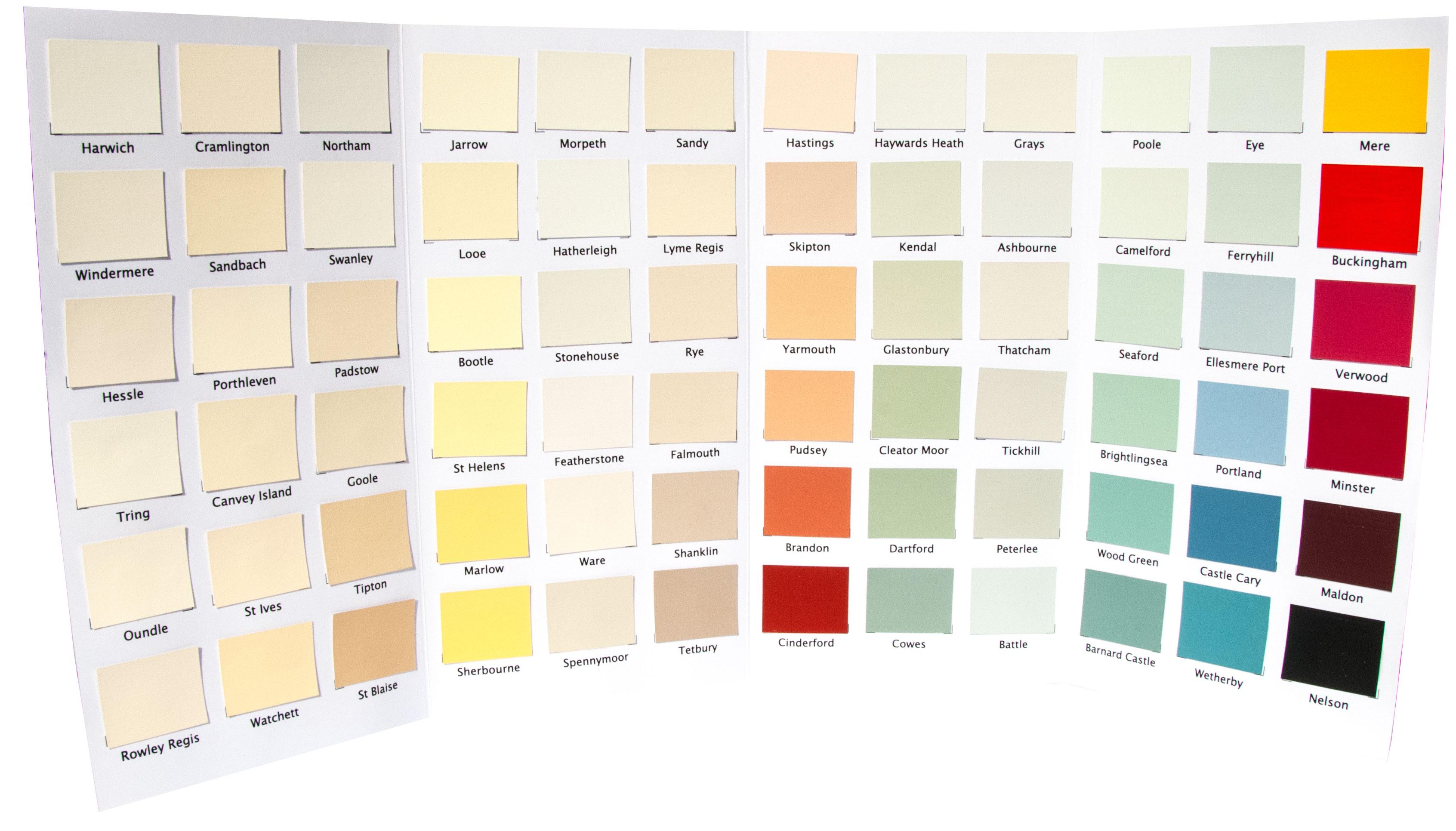 Leyland paints colour chart - Leyland Paints Colour Chart 12