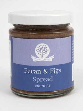 Pecan And Figs Spread Crunchy 170 gr