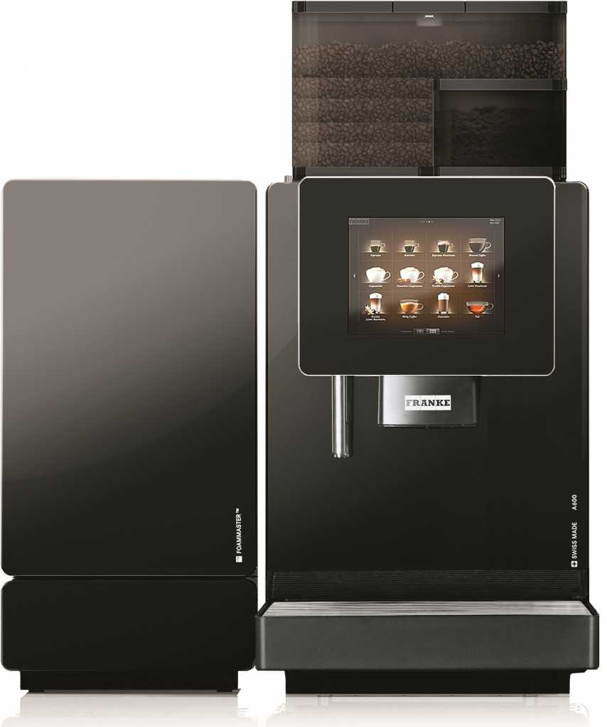 Franke Coffee Systems Franke A600 Coffee Machine Nu Vending