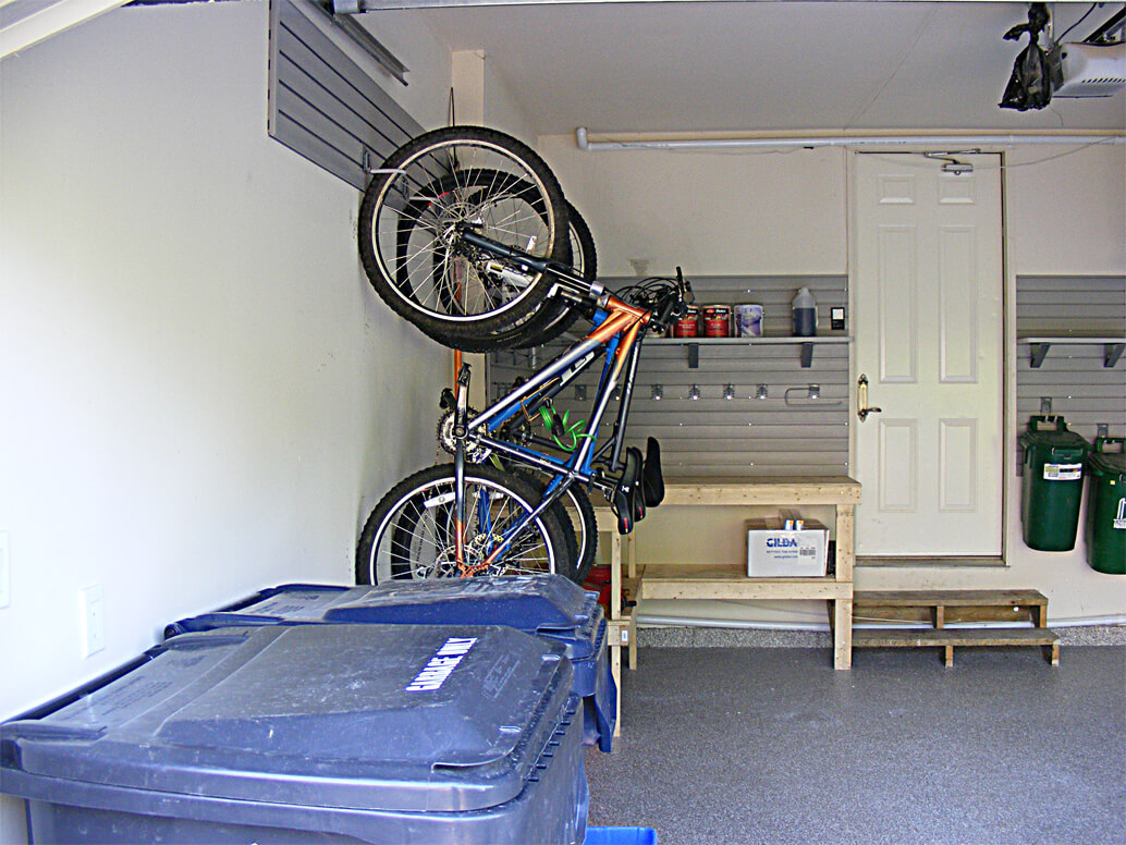 Tidy Garage Bike Rack Installation Search Results For Page 18 Nuvo Garage