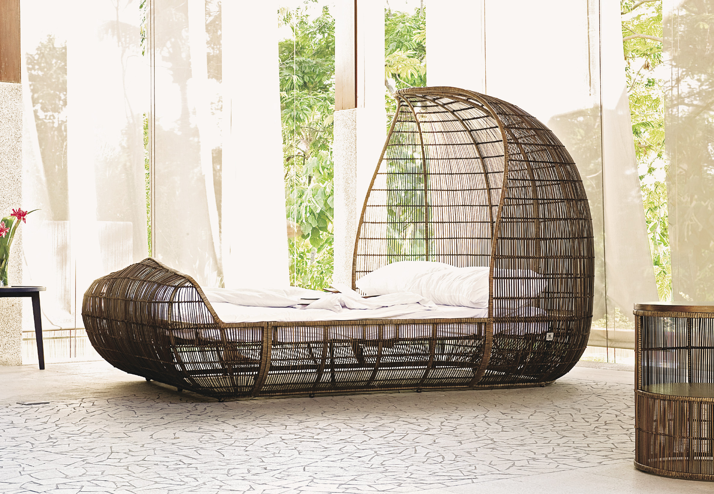 Rattan Lounge Chair Philippines Kenneth Cobonpue Nuvo