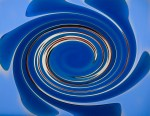 Blue Swirl by Jo Leir Copyright © 2013
