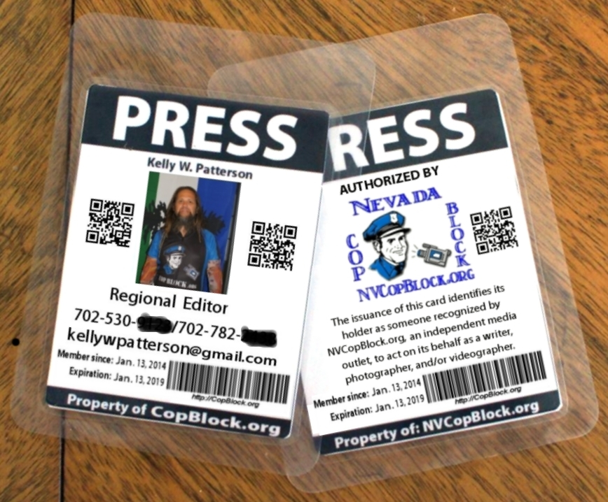 Press Pass Template Images - Template Design Ideas