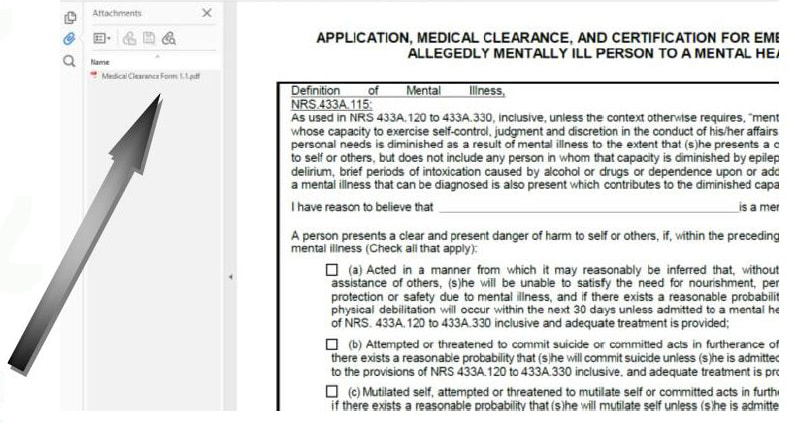 Revised Legal 2000, Medical Clearance Forms Are Now Available online