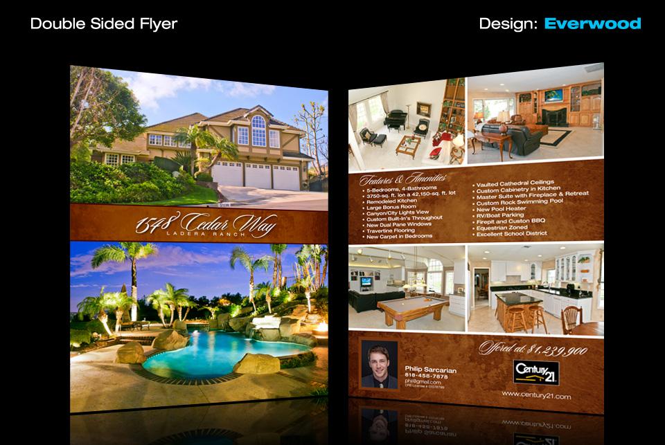 Real Estate Brochures N-Vision Photography  Design