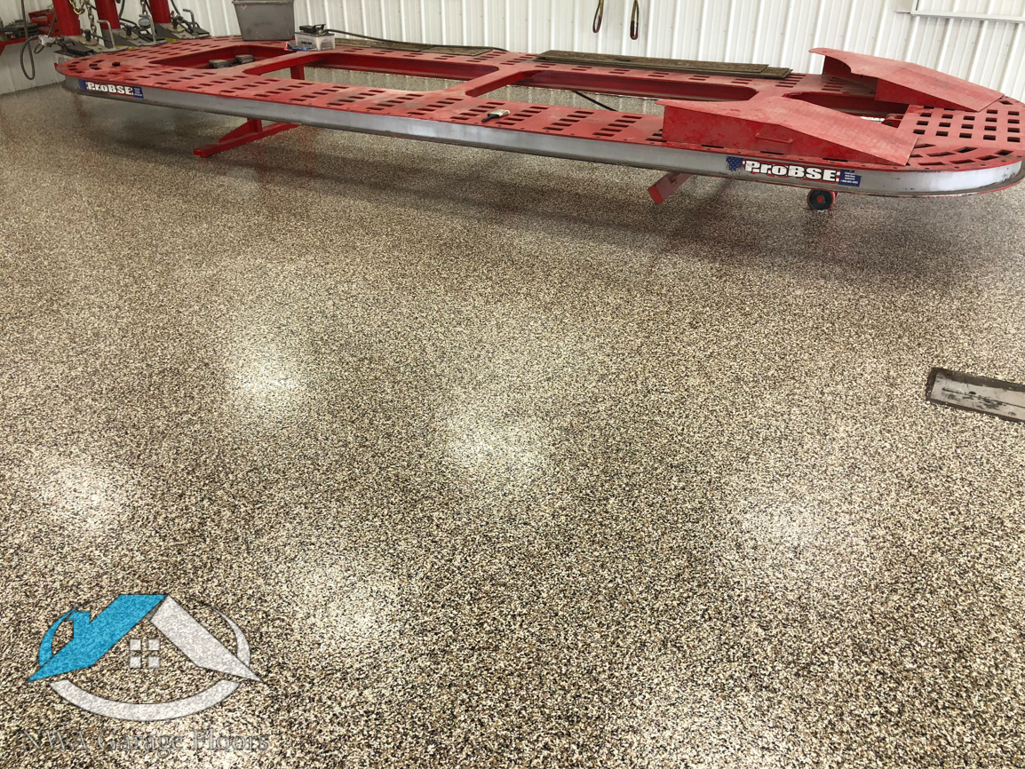 Epoxy Garage Floor Expansion Joints Nwa Garage Floors Pricing For Epoxy Flake Garage Floors
