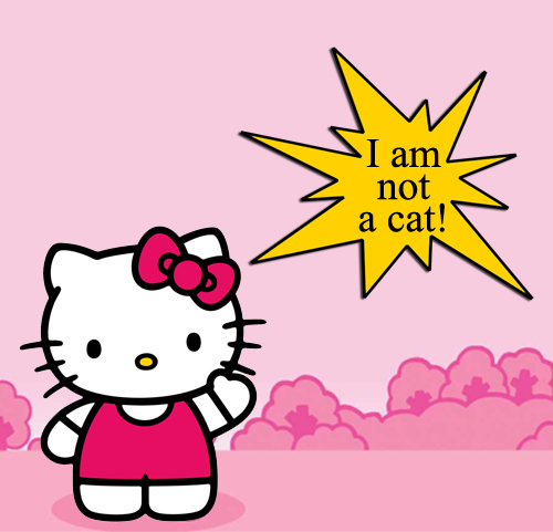 Commentary the siren song of hello kitty is not a cat - Hello kitty sirene ...