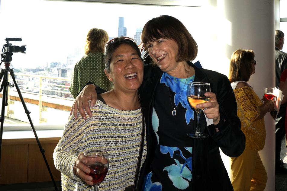 with Nancy Yamamoto