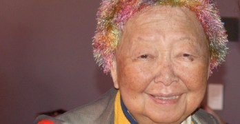 Ruth Woo, community leader, dies at 89