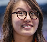 Chinese swimmer breaks taboo about 'that time of the month'