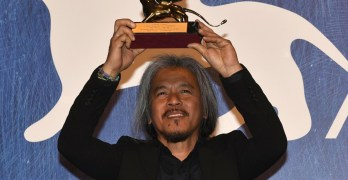 Filipino filmmaker dedicates win to the people of the Philippines