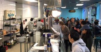 New CD seafood market