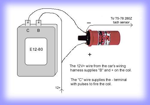 Addition Datsun 280z Alternator Wiring On Datsun 240z Wiring Diagram