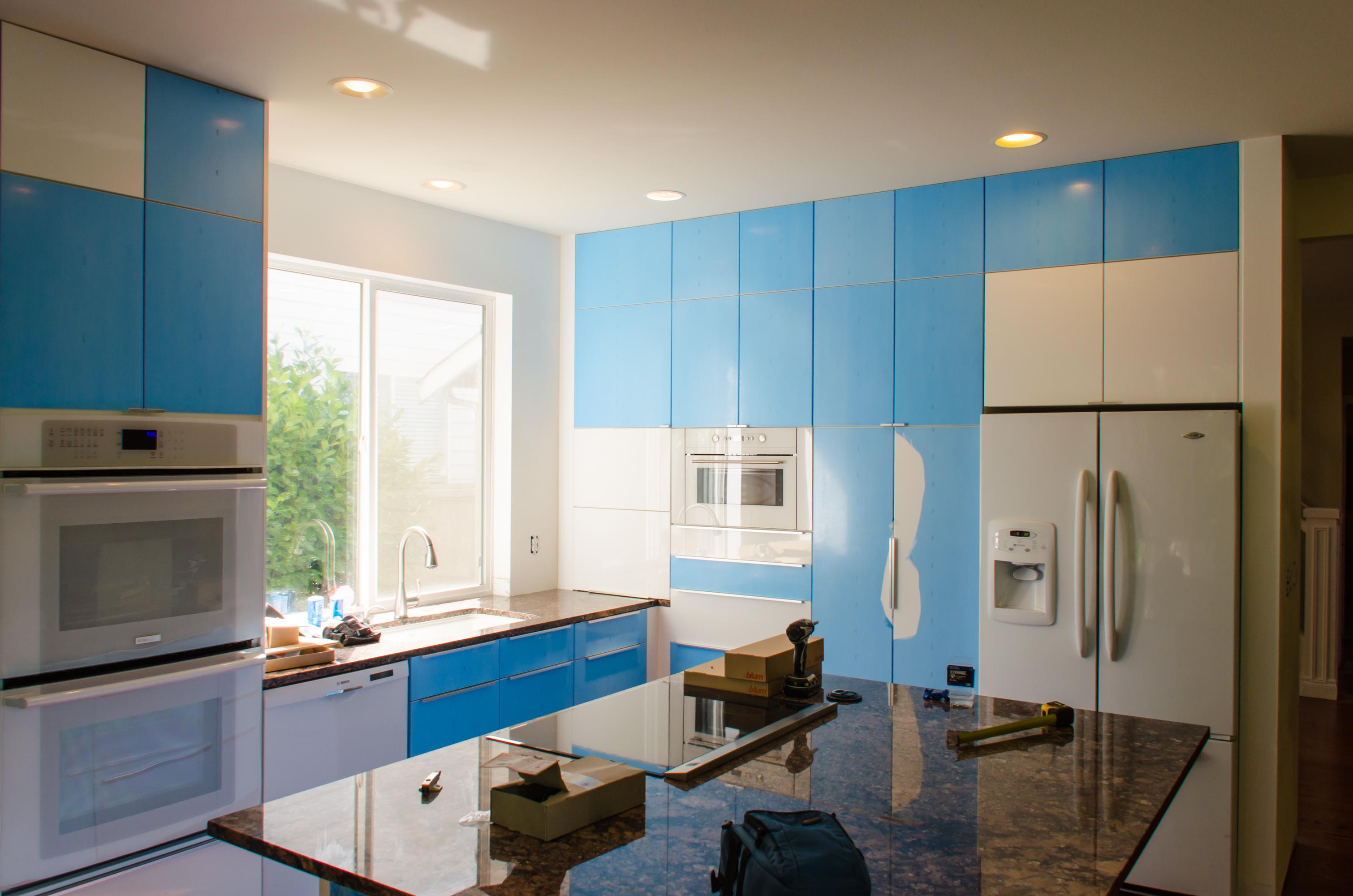 White High Gloss Bathroom Cabinet - Nagpurentrepreneurs