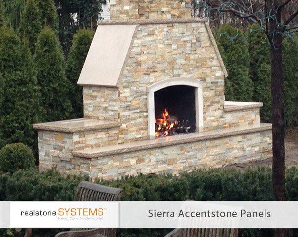 Stone Fireplace Chicago Northwest Metalcraft